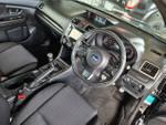 2018 Subaru WRX V1 MY18 Four Wheel Drive Black