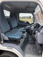 2014 Fuso Canter 515 Tray Top LOW KMS White
