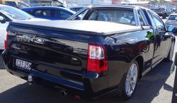 2014 Ford Falcon Ute XR6 FG MkII Black