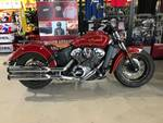 Indian Scout 100TH Anniversary ED