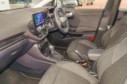 2020 Ford Puma JK MY20.75 Silver