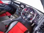 2017 Mercedes-Benz C-Class C63 AMG S C205 Black