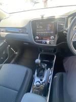 2020 Mitsubishi Outlander ES ZL MY21 White