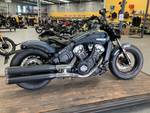 Indian 2021 Indian 1100CC Scout Bobber Twenty Stealth Gray Crusiser
