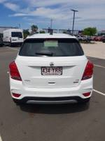2018 Holden Trax LTZ TJ MY18 White