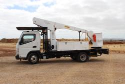 Mitsubishi Canter 615  Very LOW KMS
