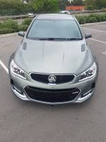 2015 Holden Commodore SS VF Series II MY16 Grey