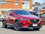 2019 Mazda CX-3 sTouring DK 4X4 On Demand Red