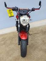 2011 Yamaha XJ6N Red