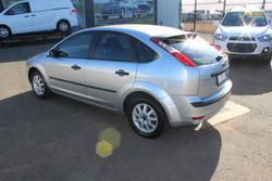 2006 Ford Focus CL LS Pure Silver
