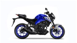 Yamaha MT-03 (MT03LA) (abs)