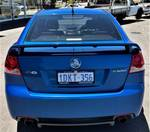 2010 Holden Commodore SV6 VE MY10 Voodoo