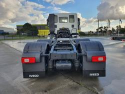 2020 IVECO STRALIS X-WAY white