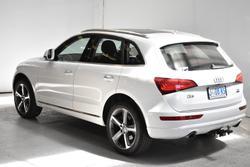 2016 Audi Q5 TDI 8R MY16 Four Wheel Drive White