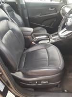 2012 Kia Sportage Platinum SL MY12 4X4 On Demand Black