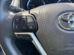 2017 Toyota Kluger GXL GSU50R Blue
