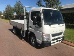 Fuso Canter 515 City CAB - With Safety Pack