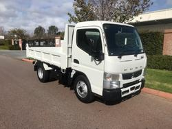 Fuso Canter 615 City CAB Factory Tipper