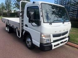 Fuso Canter 515 Wide