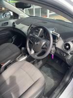 2015 Holden Barina CD TM MY15 SUMMIT WHITE