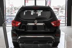 2020 Nissan Pathfinder Ti R52 Series III MY19 Black