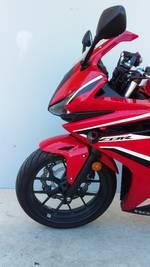 2018 Honda CBR500RA (ABS) LAMS Red