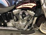 2005 Harley-davidson FLSTC HERITAGE SOFTAIL CLASSIC Red