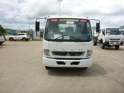 Fuso FK 4X2 1024 With Steel 6.5M Tray