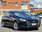 2016 Hyundai i40 Active VF4 Series II Black