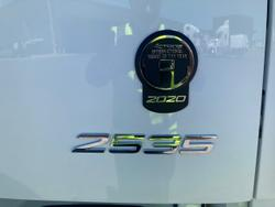 2021 MERCEDES-BENZ ACTROS White