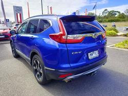2018 Honda CR-V VTi-LX RW MY19 4X4 On Demand Blue