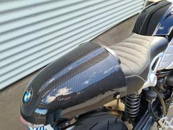 2016 BMW R nine T R nine T Black Storm Metallic