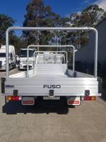 2020 FUSO FEB21ER4SFBC-B11 White