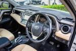 2013 Toyota RAV4 Cruiser ALA49R 4X4 On Demand White