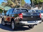 2016 Mitsubishi Triton Exceed MQ MY16 4X4 Dual Range Black