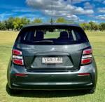 2017 Holden Barina LS TM MY17 Son of a Gun Grey