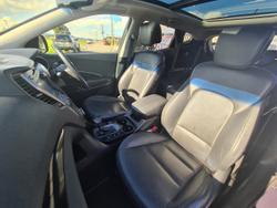 2015 Hyundai Santa Fe Highlander DM2 MY15 4X4 On Demand Blue