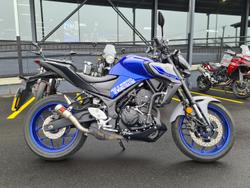 Yamaha MT-03 ABS 321 (MT03LA)