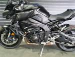 2021 Yamaha MT-10A Black