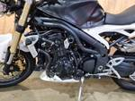2006 TRIUMPH SPEED TRIPLE White