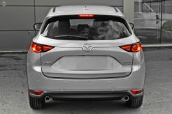 2021 Mazda CX-5 Maxx Sport KF Series Sonic Silver