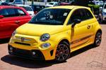 2020 Abarth 595 Competizione Series 4 Modena Yellow