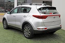 2017 Kia Sportage Si Premium QL MY18 Silver
