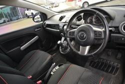 2014 Mazda 2 Maxx Sport DE Series 2 MY14 Silver