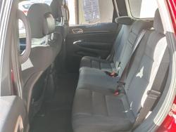 2017 Jeep Grand Cherokee Laredo WK MY17 4X4 Dual Range