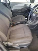 2012 Holden Barina TM Black