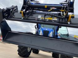 2021 NEW HOLLAND TD5.90 - 4WD 12 X 12 SYNCHRO TRANSMISSION & POWERSHUTTLE Blue