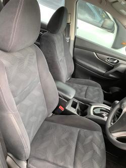 2015 Nissan X-TRAIL ST T32 Silver