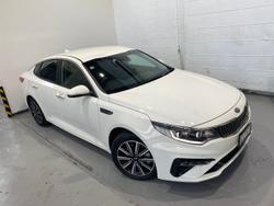 2019 Kia Optima Si JF MY20 White