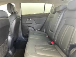 2014 Kia Sportage Platinum SL MY14 AWD Grey